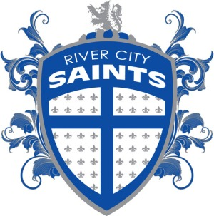 River City Saints Logo