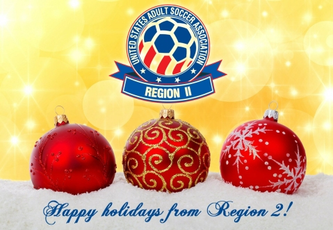 2014 USASA Region II Holiday Card