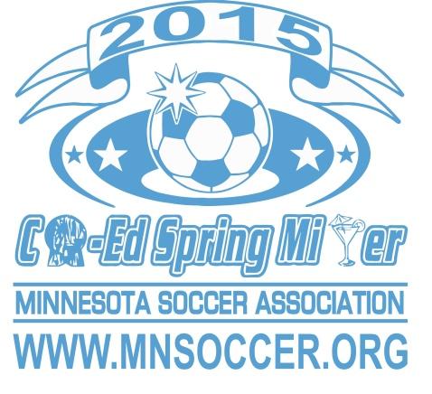 2015 MN Soccer Association Coed Spring Mixer logo