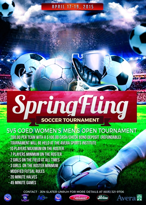 2015 SD Spring Fling Tournament